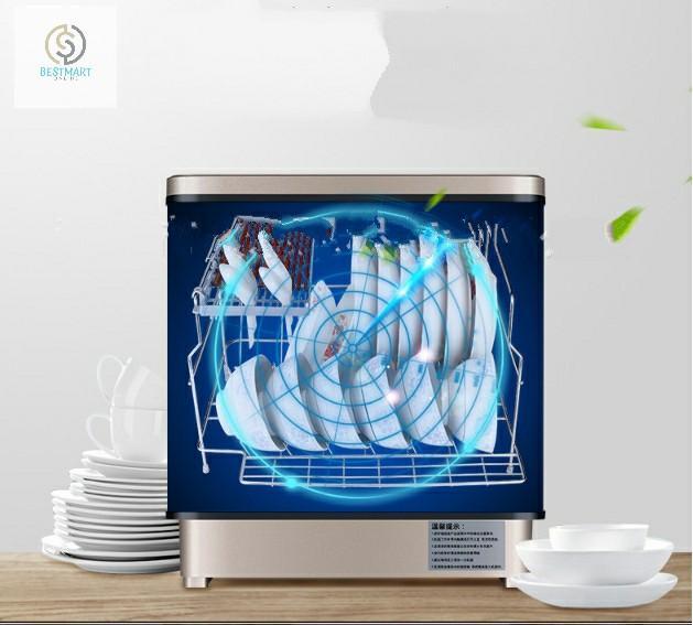 BestMart - Máy rửa chén THOMPLUS 2000W (48x46x53)cm tiết kiệm thời gian