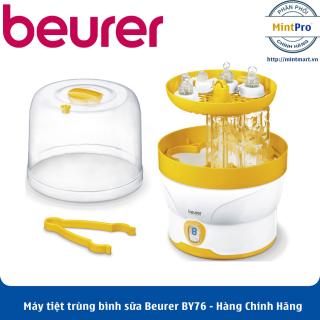 Máy tiệt trùng bình sữa Beurer BY76 - Hàng Chính Hãng thumbnail