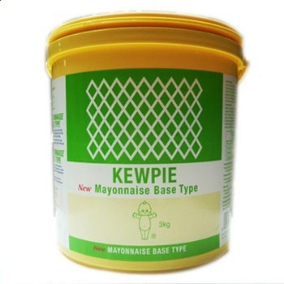 Xốt Mayonnaise Kewpie Hộp to 3KG