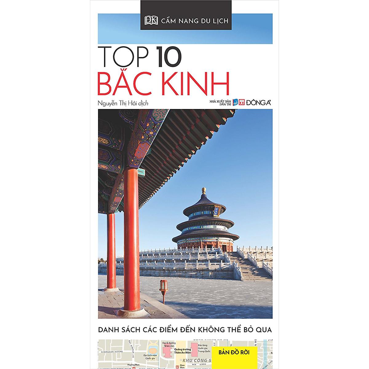 Mua Cẩm Nang Du Lịch - Top 10 Bắc Kinh