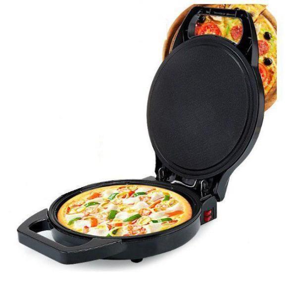 [CỐNG SUẤT 1250W] Máy Nướng Bánh Và Làm Bánh-Máy Kẹp Bánh Mỳ Đa Năng SY-6603 Tiết Kiệm Điện Công Suất Cao 1250W (Đen) [BẢO HÀNH, UY TÍN 1 ĐỔI 1]