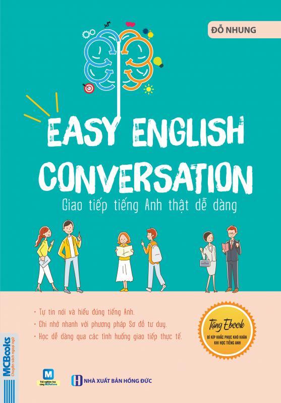 Mua Easy English Conversation – Giao tiếp tiếng Anh thật dễ dàng