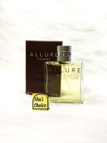 [Hàng Mỹ Nhus Choice] [Nước hoa chính hãng] Chanel Allure Homme Eau De Toilette for Men 1.7 fl oz/ 50ml