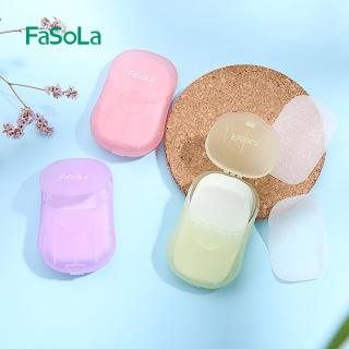 Xà phòng rửa tay 50 miếng FaSoLa thumbnail