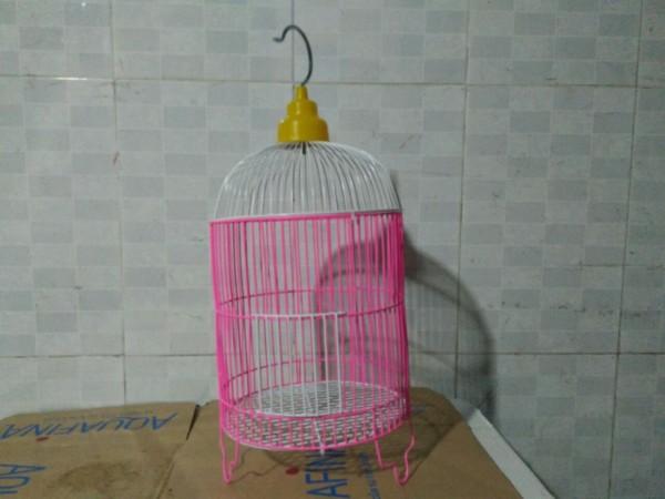 Lồng chim tròn cao và lùn nuôi óc mít chim sâu