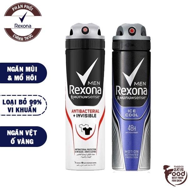 Xịt Khử Mùi Rexona Men Anti-Perspirant Spray 150ml
