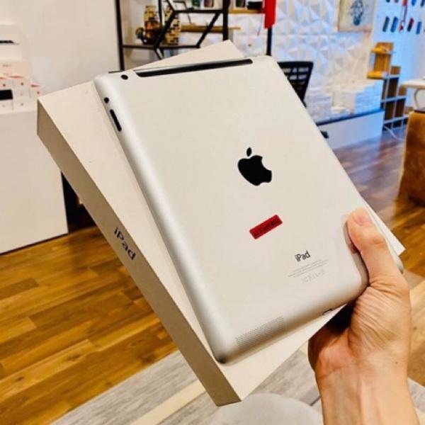 Máy Tính Bảng Apple Ipad 4 Rentina Chuyên Game Liên Quân