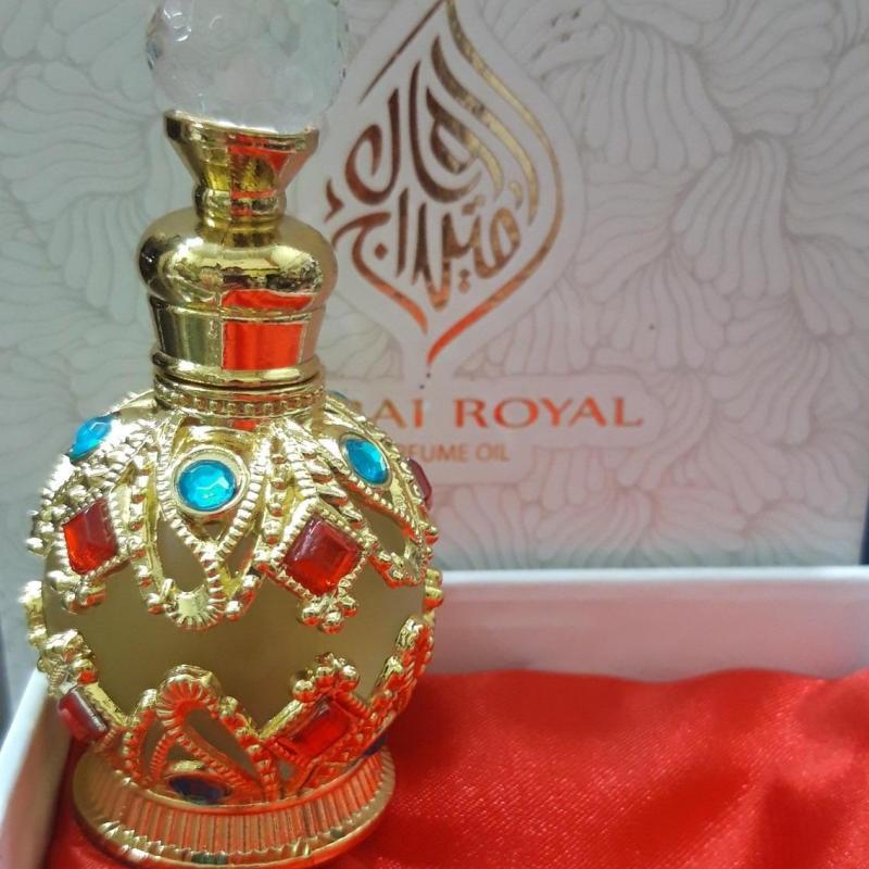 TINH DẦU NƯỚC HOA DUBAI lancome lvb nũ 17ml và chai bi lăn 5ml nhập khẩu