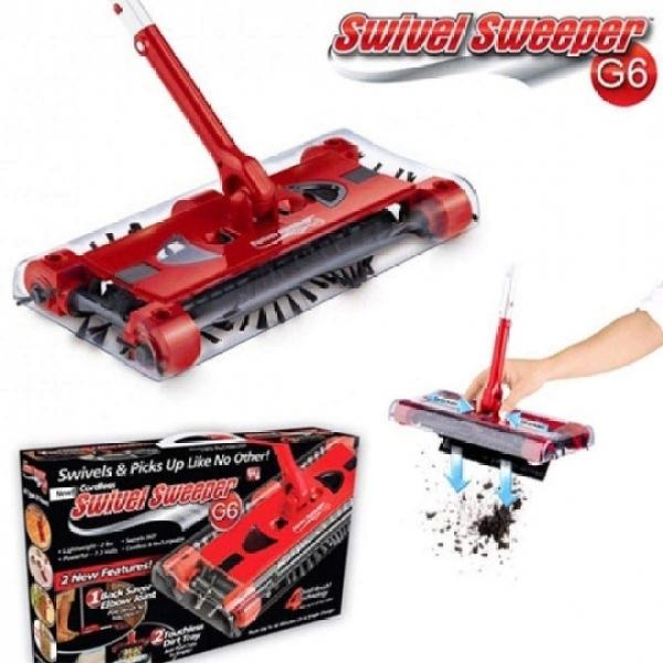 Chổi quét nhà không dây Swivel Sweeper G6