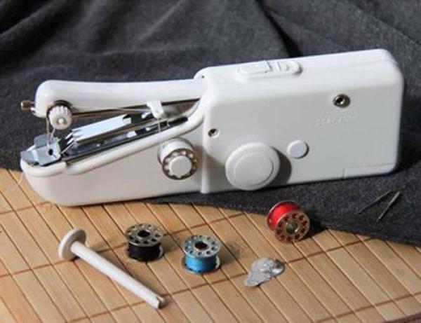 Máy khâu mini - Máy may mini - Máy may tự động cầm tay