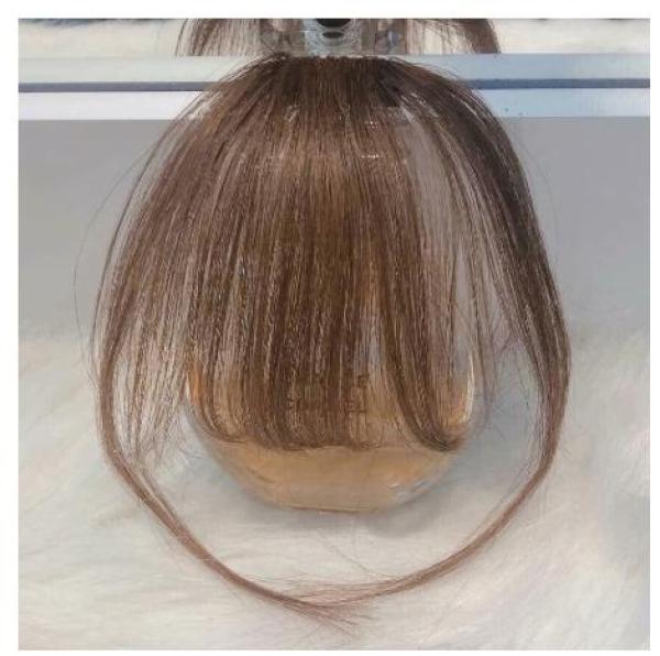[SIÊU RẺ] Mái thưa tóc dệt tay