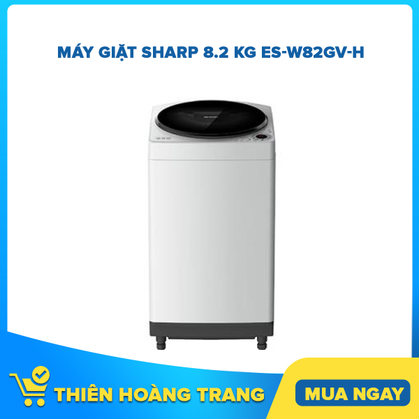 Bảng giá Máy giặt Sharp 8.2 kg ES-W82GV-H Điện máy Pico