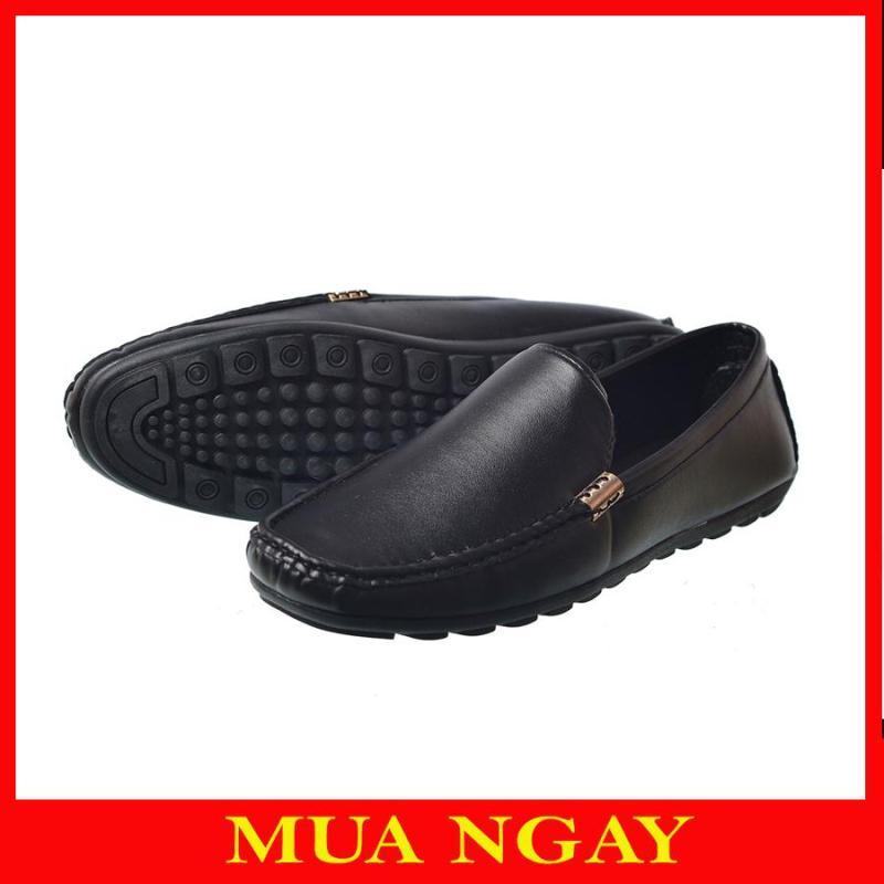 Giày Lười Da GL11 Nam Thời Trang