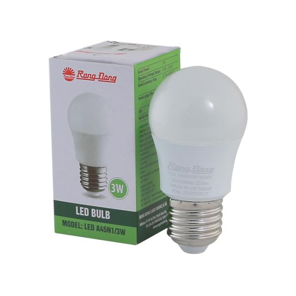 Bóng đèn LED Bulb Rạng Đông- 3/5/7/9W