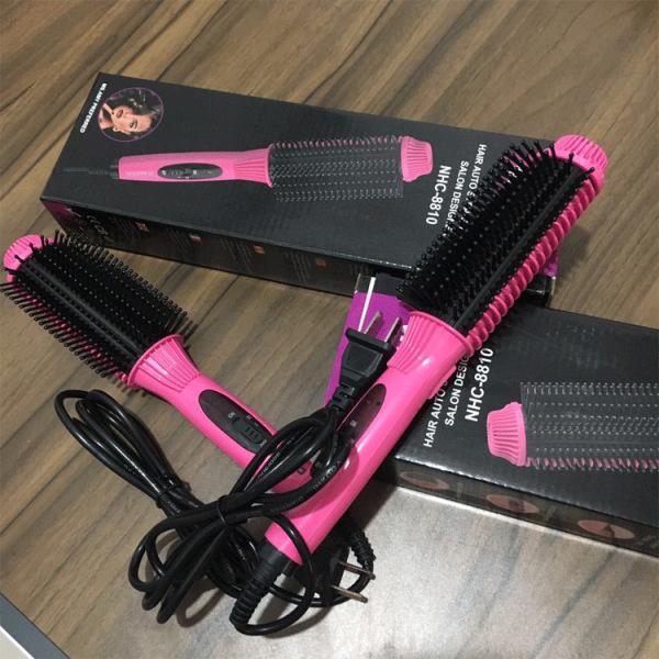 Lược điện tạo kiểu tóc đa năng cao cấp Nova NHC-8810 làm xoăn tóc hiệu quả, Uốn Cụp - Uốn Xoăn - Dập Xù Phồng giá rẻ