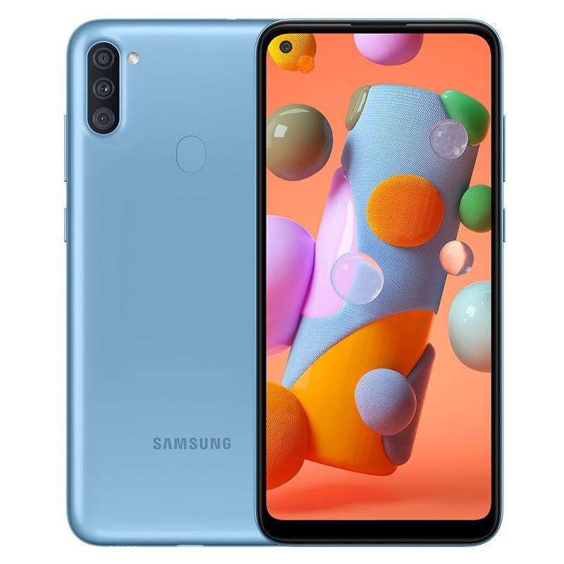 Điện thoại thông minh Samsung Galaxy M11 newseal chính hãng