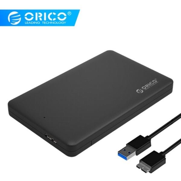 Bảng giá Hộp ổ cứng 2.5 inch USB 3.0 ORICO 2577U3-BK - Hàng chính hãng Phong Vũ