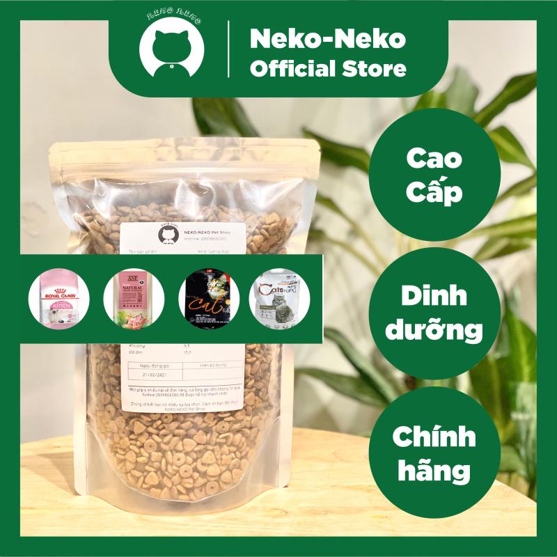 Combo 3kg Hạt MIX Toàn Diện trộn cho mèo Royal Canin ANF Cateyes Catsrang - dành cho mèo con và mèo lớn