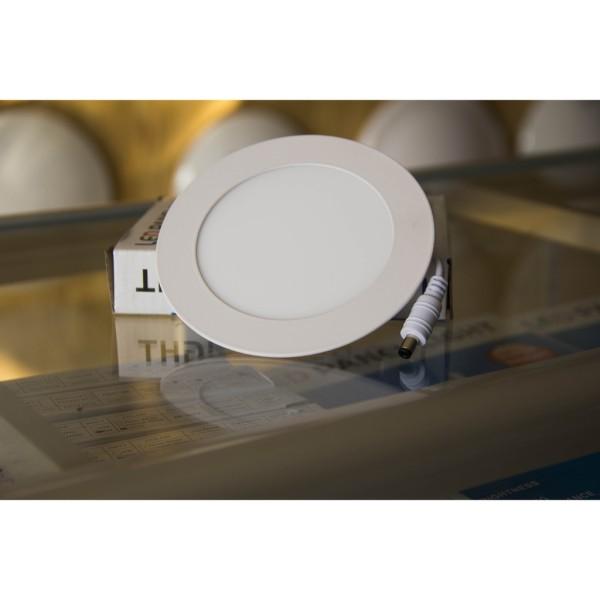 Bóng đèn led âm trần downlight 9W tròn