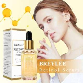 BREYLEE Tinh chất Retinol dưỡng da mặt giúp làm săn chắc và chống lão hóa 17ml