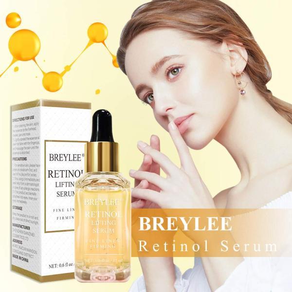 Serum tinh chất Collagen BREYLEE giúp nâng cơ làm săn chắc da mặt, làm mờ nếp nhăn, xoá vết thâm làm mờ tàn nhang - INTL tốt nhất