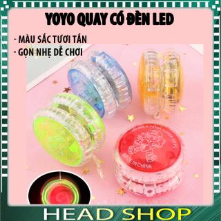 Đồ chơi yo-yo có đèn led làm quà tặng cho trẻ em, yoyo có đèn led siêu nhẹ chơi dễ dàng cho bé HEADSHOP thumbnail