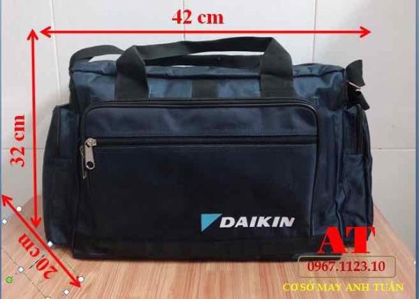 Túi Đựng Đồ Nghề - Logo DAIKIN 7 ngăn cao cấp size đại - TDN7NCCSD