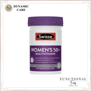 [Hàng chuẩn Úc] Vitamin tổng hợp dành cho nữ giới trên 50 tuổi Swisse women s ultivite 50+ multivitamin 60 viên - 90 viên của Úc thumbnail