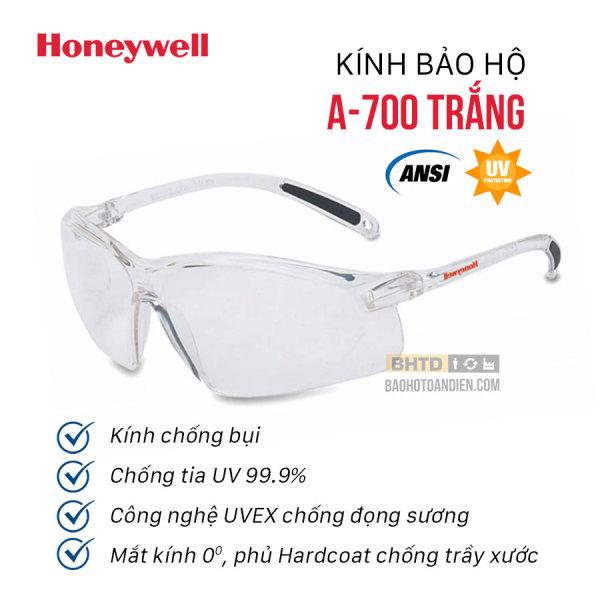 Giá bán Kính chống bụi nhập khẩu Honeywell A700 trắng