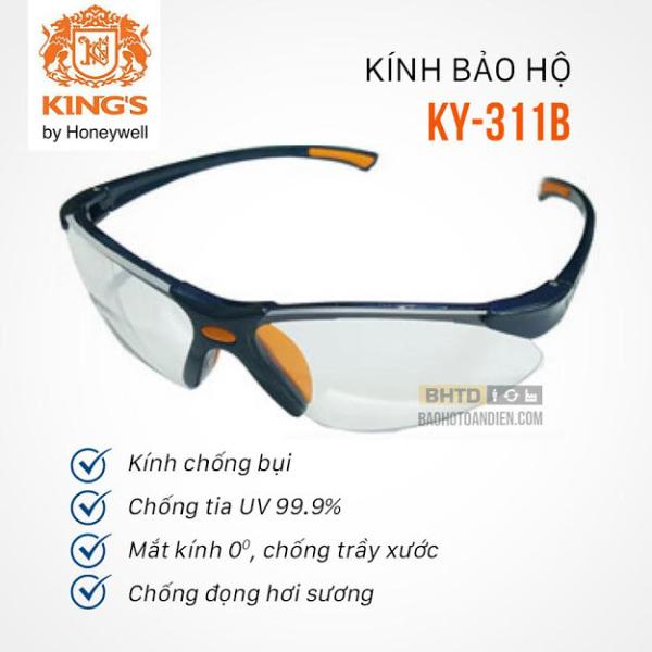 Giá bán Kính bảo hộ chống bụi King KI 311B
