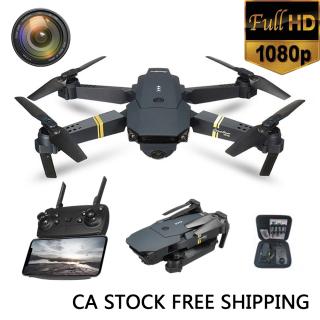 ( MÁY BAY QUAY PHIM TẦM NHÌN XA TỐT NHÂT 2020) Hỗ Trợ Kết Nối Wifi , Máy Bay Flycam JY 019HW (Eachine E58)- Camera 2.0 HD, Video720p Truyền Trực Tiếp, Góc Rộng, Máy Bay Điều Từ Xa Flycam Drone Có Camera Cao Cấp PKCB73 Chính Hãng thumbnail