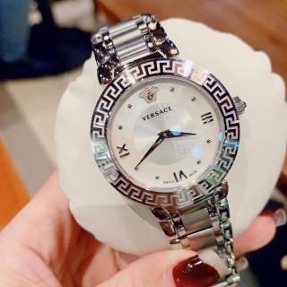[VIDEO] Đồng hồ nữ dây kim loại thời trang VERSACEO - Cao Cấp - Size 34 mm - FULLBOX thumbnail