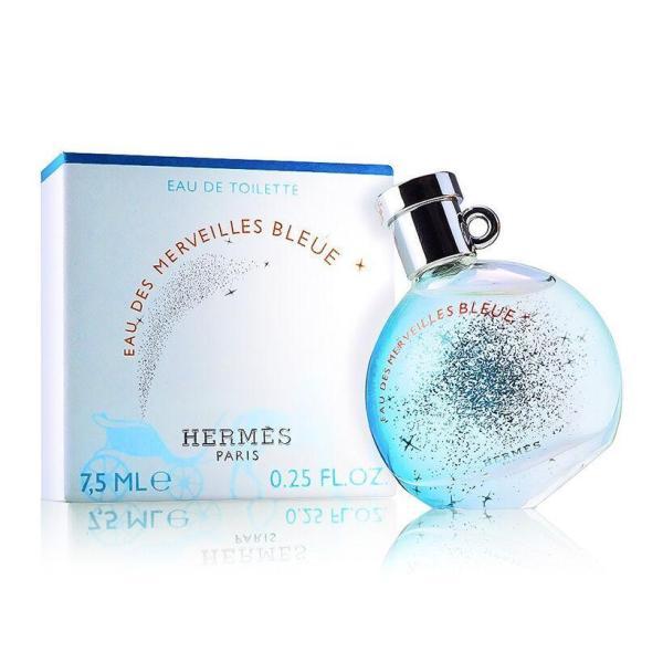 Nước hoa nữ HERMES Eau des Merveilles Bleue EDT 7.5ml