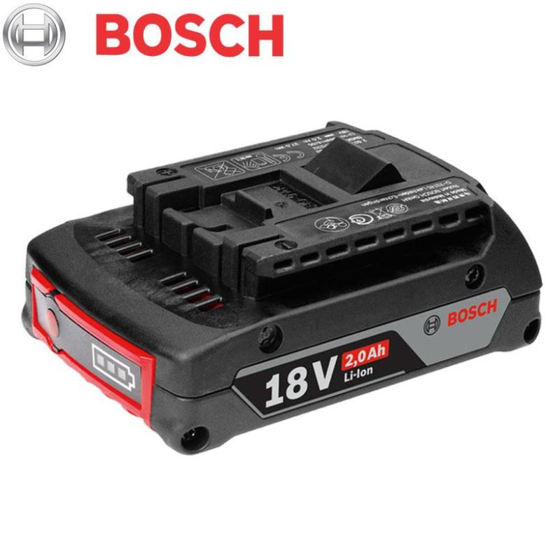 Pin Bosch 18V 2.0Ah li-ion - 1600A001CG