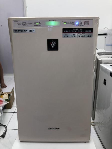 Máy lọc không khí inverter tạo ion diệt vi khuẩn & bù ẩm nội địa Nhật Sharp KC-30