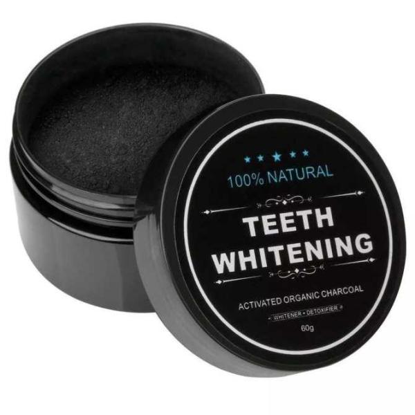Bột tẩy trắng răng than hoạt tính teeth whitening 30g tốt nhất
