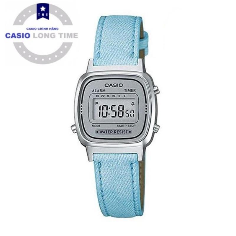 Đồng hồ nữ Casio LA670WL-2ADF chính hãng