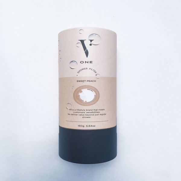 Compo lõi lọc nứơc tắm Vone Vitamin C made in Korea nhập khẩu