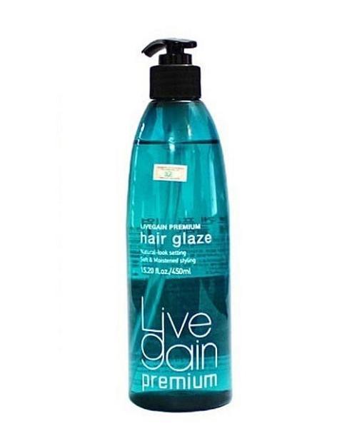 Gel tạo kiểu tóc Livegain - gel mềm 450ml giá rẻ