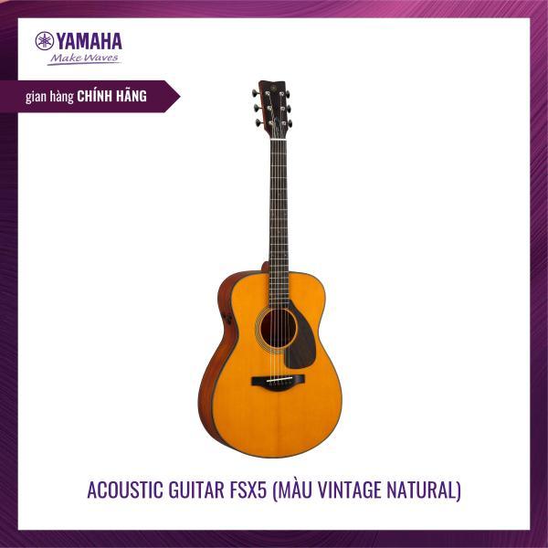 Đàn Yamaha Guitar Acoustic FSX5