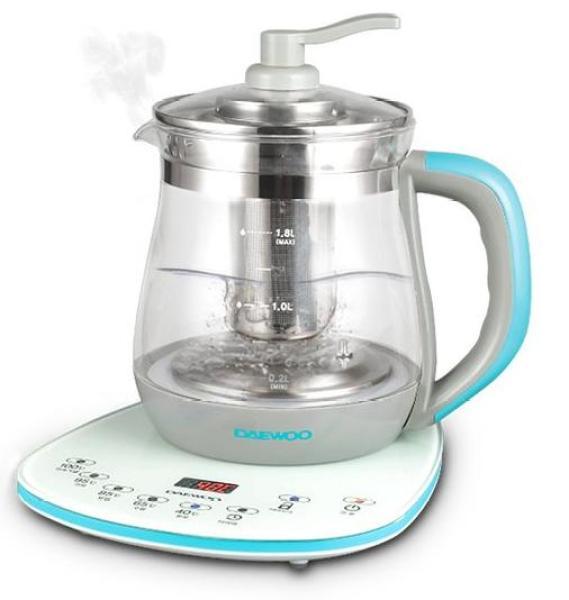 Bảng giá Ấm đun trà điện đa năng Daewoo DEK-MA980 (1.8L) Điện máy Pico