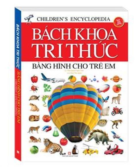 Mua [ Sách Thật ] Bách Khoa Tri Thức Bằng Hình Cho Trẻ Em (Bìa Mềm) - BGVN