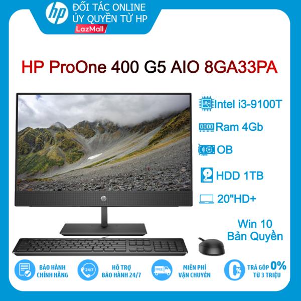 Bảng giá [Trả góp 0%]Máy tính để bàn PC HP ProOne 400 G5 AIO 8GA33PA i3-9100T/4GB/1TB/OB/20HD+/Win10 - Hàng chính hãng new 100% Phong Vũ