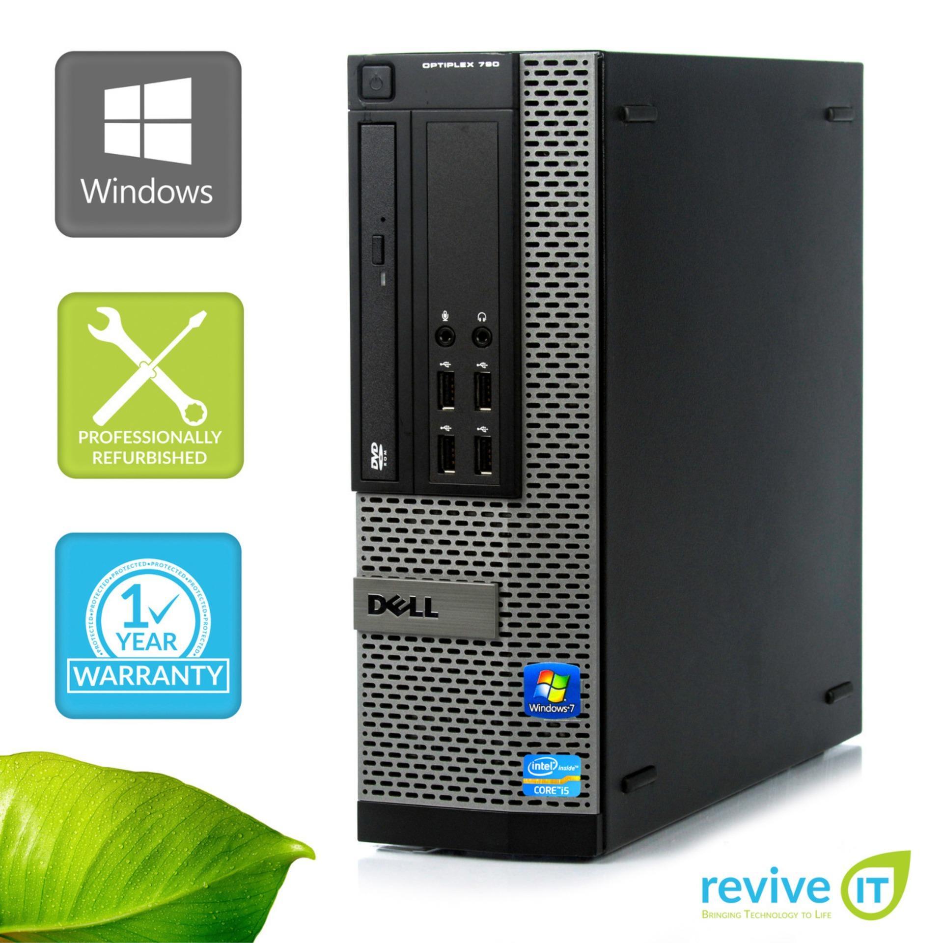 Offer Khuyến Mãi DELL OPTIPLEX 990 SFF (Core I5 2500, Ram 8GB, SSD 240GB) + Quà Tặng - Hàng Nhập Khẩu
