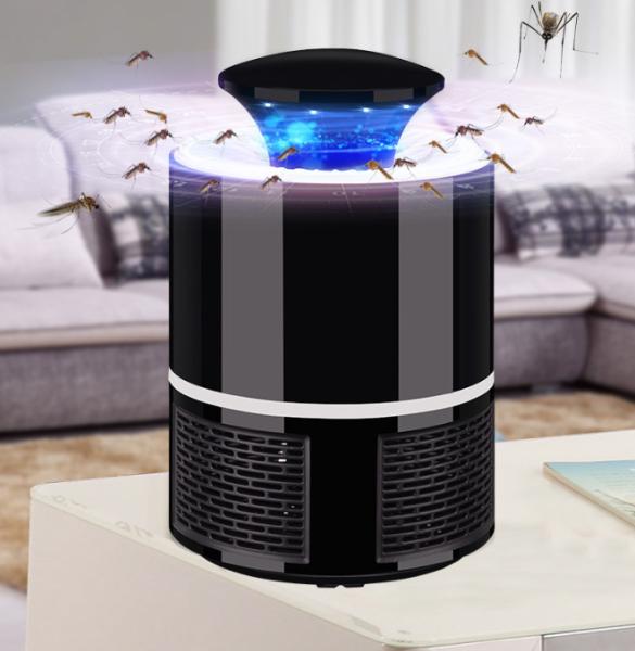 Đèn - Máy Bắt Muỗi Tự Động Cao Cấp, An Toàn