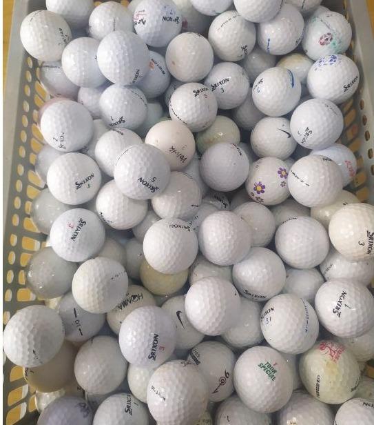 10 bóng golf dành cho golfer mới, bóng golf các thương