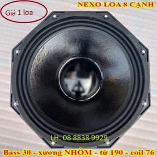 LOA BASS 30 NEXO TỪ 190 COIL 76 CAO CẤP - GIÁ 1 LOA thumbnail