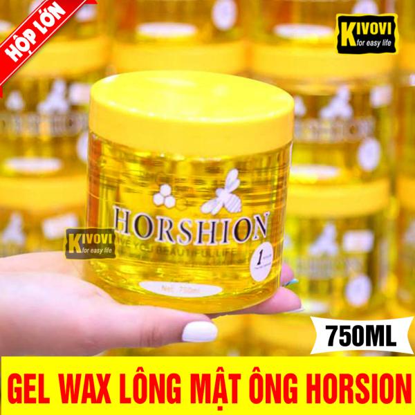 Wax Lạnh Horshion 750ml - Gel Wax Lông Lạnh Horshion 750ml - Sáp Wax Lông Nách - Keo Wax Lông Bikini - Kem Wax Lạnh Tẩy Lông - Kivovi
