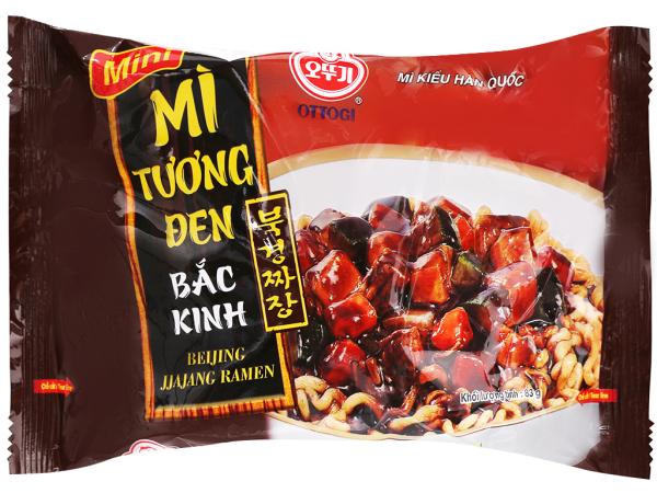 Mini Mì Tương Đen Bắc Kinh Ottogi 83g