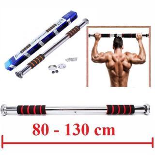 Xà Đơn Treo Tường - xà đơn 60 -100 cm, xà đơn tập thể dục thumbnail